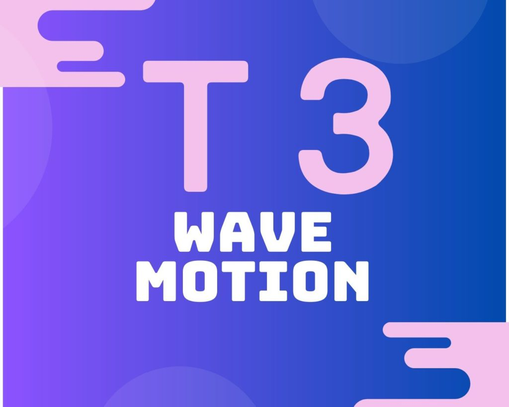 Topic 3 Wave Motion